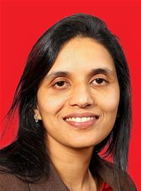 Cllr Manju Shahul-Hameed